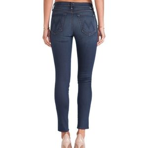 MOTHER The Charmer Skinny Jean 25